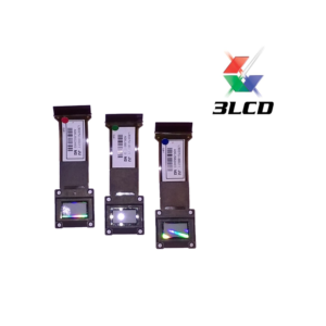 Beamer Reparatur LCD-Panel Austausch - Pixelfehlern und Bildfehler