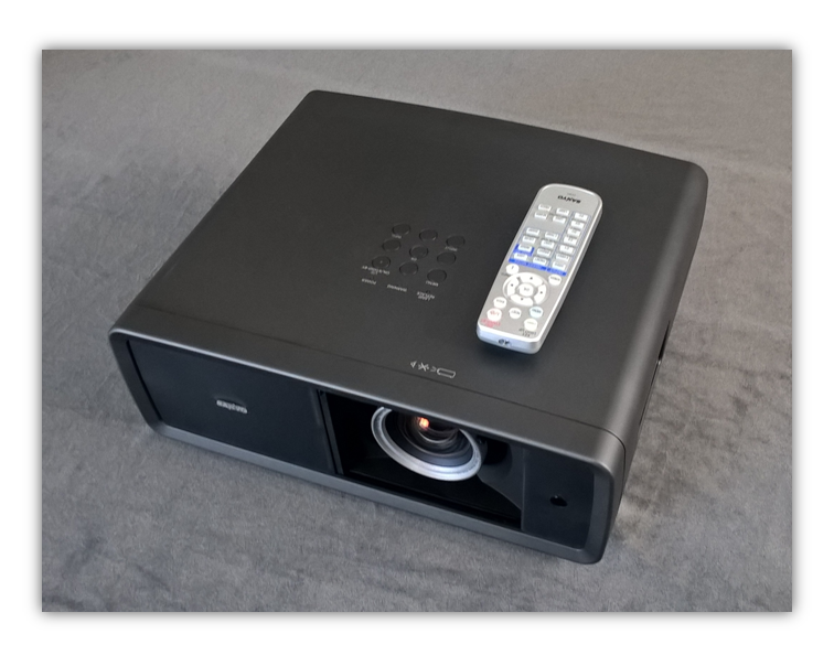 Beamer Sanyo PLV-Z2000 BK inkl. Home-Cinema-Tuning