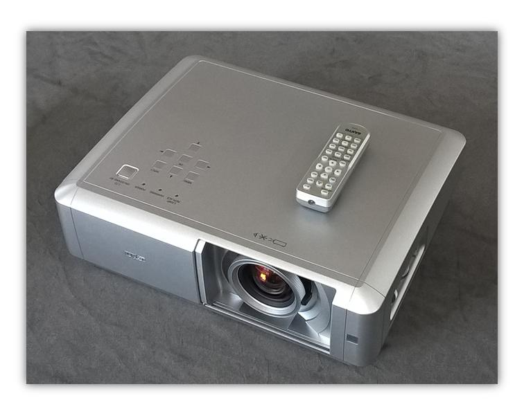 Verrassend HD LCD Beamer Sanyo PLV-Z4 BK-11