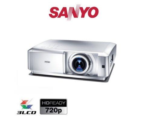 Sanyo PLV-Z5 Silver Beamer Verkauf - Günstige Heimkino Beamer bei beamertuning.com