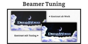 Beamer Tuning