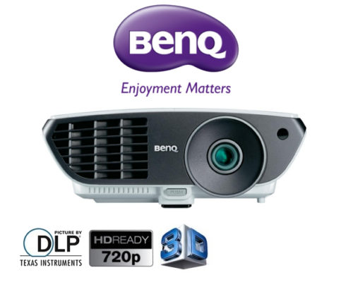 BenQ W700 Beamer Verkauf - Günstige Heimkino Beamer bei beamertuning.com