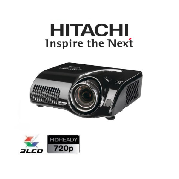 Hitachi Illumina PJ-TX300 Beamer Verkauf - Günstige Heimkino Beamer bei beamertuning.com