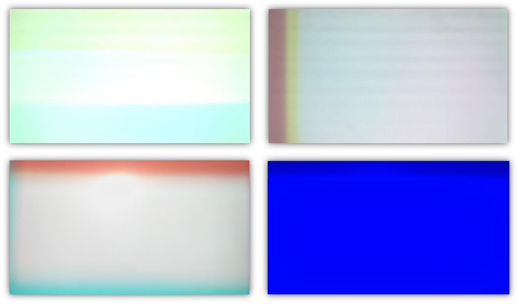 Beamer Reparatur Justierung Lichtweg/Lichkanal - Farbstreifen beseitigen durch Justierung der optischen Bauteile in der Optical Engine