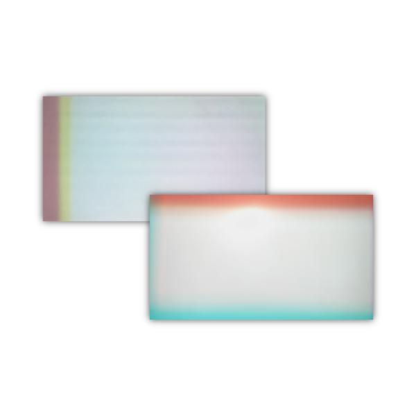 Beamer / Projektor Reparatur – Lichtweg bzw. Lichtkanal Justierung der Optical Engine bei horizontalen, vertikalen Farbstreifen oder Schatten