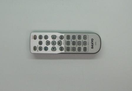 fernbedienung sanyo plv z4 und z5 remote control cxts. Black Bedroom Furniture Sets. Home Design Ideas