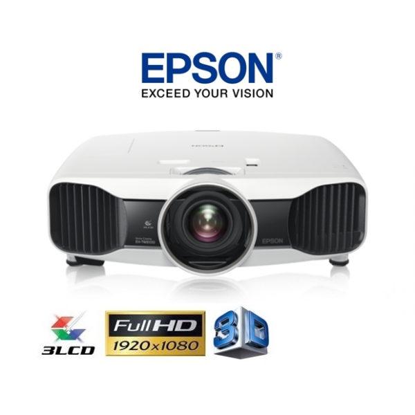Epson EH-TW8100 FullHD 3D Beamer Verkauf - Günstige Heimkino Beamer bei beamertuning.com kaufen.