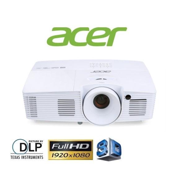 Acer H6517ABD FullHD 3D Beamer Verkauf - Günstige Heimkino Beamer bei beamertuning.com kaufen.