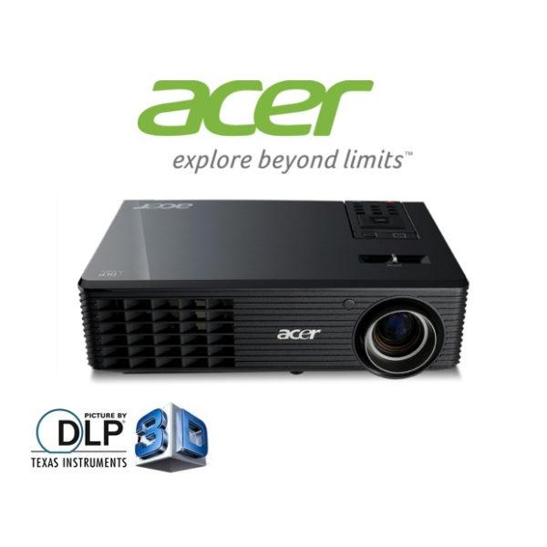 Acer X1161P 3D Beamer Verkauf - Günstige Heimkino Beamer bei beamertuning.com kaufen.