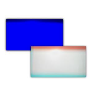 Beamer Reparatur Lichtweg bei horizontalen und vertikalen Farbstreifen im Bild